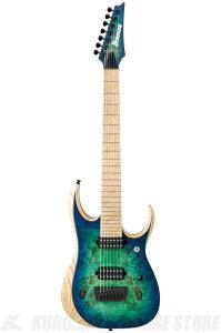 IbanezIronLabelRGSeriesRGDIX7MPB-SBB(SurrealBlueBurst)《エレキギター/7弦ギター》[RGDIX7MPB-SBB]【送料無料】【2月発売・ご予約受付中】