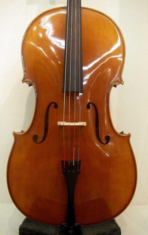 弦楽器, チェロ Emanuel Wilfer Model.3