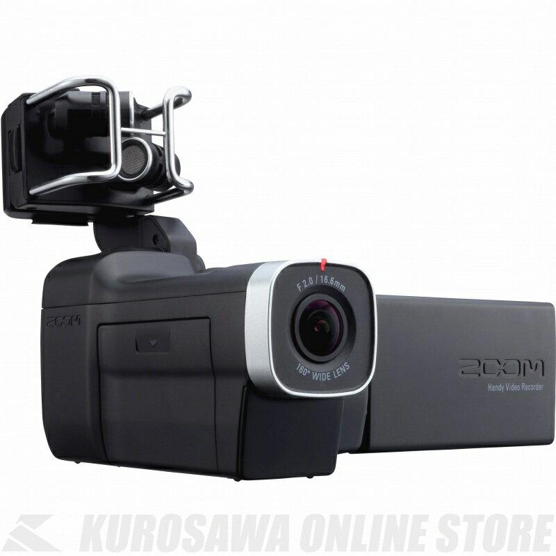 DAW・DTM・レコーダー, その他 ZOOM Q8 Handy Video Recorder