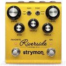StrymonRiversideMultistageDrive《エフェクター/オーバードライブ/ディストーション》【送料無料】【ご予約受付中】