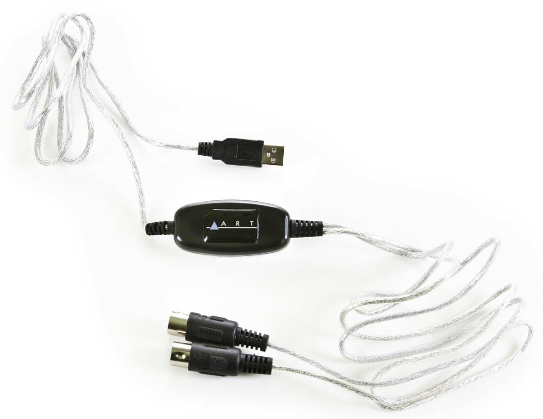 DAW・DTM・レコーダー, MIDIインターフェイス ART M-Connect USB-MIDI Cable USBMIDI