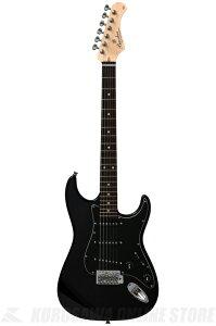 BacchusGlobalSeriesG-PLAYERFeMAHO(BK-SB/RosewoodFingerboard)《エレキギター》【送料無料】