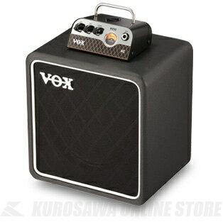 【台数限定特価】VOX Nutube搭載ヘッド・アンプ MV50-AC-SET (MV50-AC + BC108) 《ギターアンプ/ヘッドアンプ + キャビネット》【送料無料】