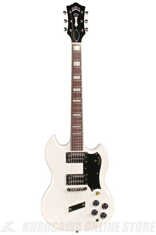 ギター, エレキギター Guild S-100 POLARA WHT ()()