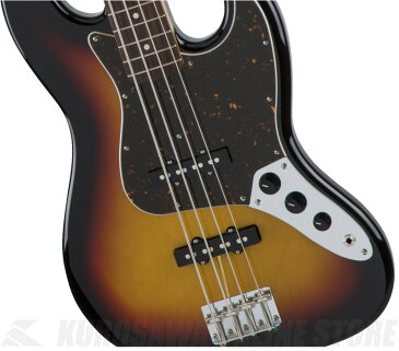 Fender Made in Japan Traditional MIJ '60s Jazz Bass , Rosewood, 3-Color Sunburst [5350060300] (ベース/ジャズベース)(送料無料)