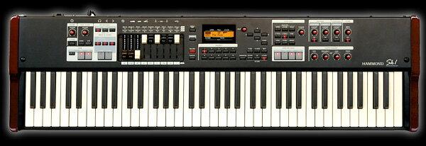 SUZUKI HAMMOND ハモンド ステージキーボード SK1-73 73鍵盤【送料無料】【smtb-u】