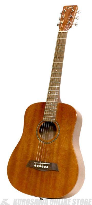 ( エスヤイリ ) S.Yairi (MHG)【限定モデル コンパクト アコースティックギター ミニアコギ 】 YM-02