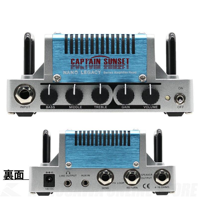 ギター用アクセサリー・パーツ, アンプ HOTONE Captain Sunset -Soldano SLO100 Type-