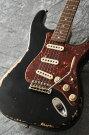 "FenderUSACustomShopTeamBuiltCustom1959StratocasterHeavyRelic""KurosawaCustomOrder""R75739(Black)������̵����"