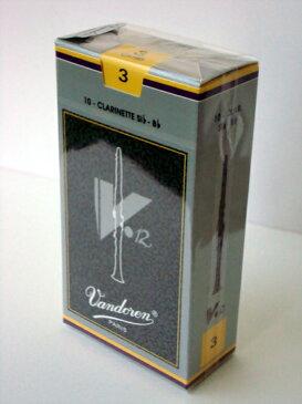 Vandoren バンドレン V12 B♭クラリネット用 (10枚入り) リード
