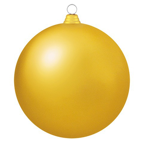 250mmフロストボール(1ケ/パック) 装飾 デコレーション クリスマス Xmas[A-B]