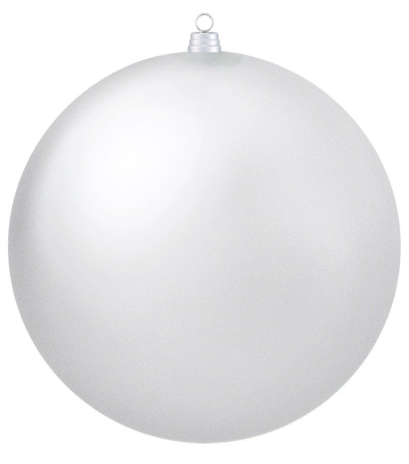 600mmフロストボール(1ケ/パック) 装飾 デコレーション クリスマス Xmas[A-B]