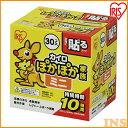 ぽかぽか家族 貼るタイプ ミニサイズ 30個入り PKN-30HM 30P アイリスオーヤマ...