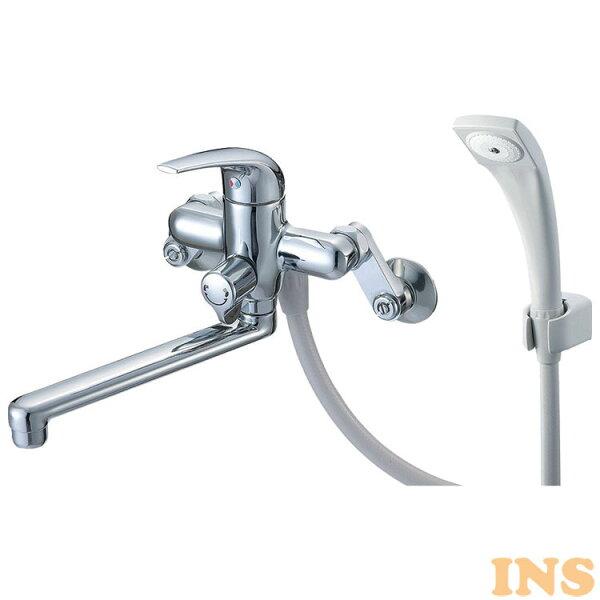 SANEIU-MIXシングルシャワー混合栓壁付シングルレバー式一般用SK170-LH-13三栄水栓製作所シャワー水道蛇口水栓交換