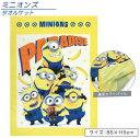 【送料無料】■ミニオンズ(Minions)・タオルケット(パラダイスミニオンズ)