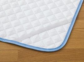 【リラックス】TEIJIN/帝人Filcare/フィルケア温度調整&抗菌防臭加工綿100%敷きパッド
