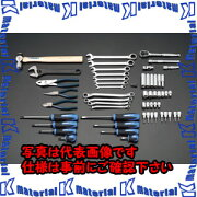ESCO(エスコ)[57個組]整備用工具セットEA68