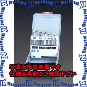 ESCO(エスコ)6.3-20.5mmカウンターシンク(3枚刃・6本組・HSS)EA827HG