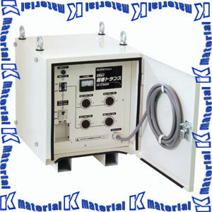 【P】【代引不可】【個人宅配送不可】育良精機 IS-IT5000 複巻式変圧器 複巻トランス 降圧専用 5kVA型 40216 [IKR1177]