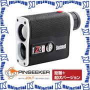 【日本正規品】ブッシュネル(Bushnell)ゴルフ用レーザー距離計ピンシーカースロープツアーZ6ジョルト