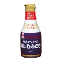 越のむらさき210mlペット【出汁醤油】【密封ボトル】