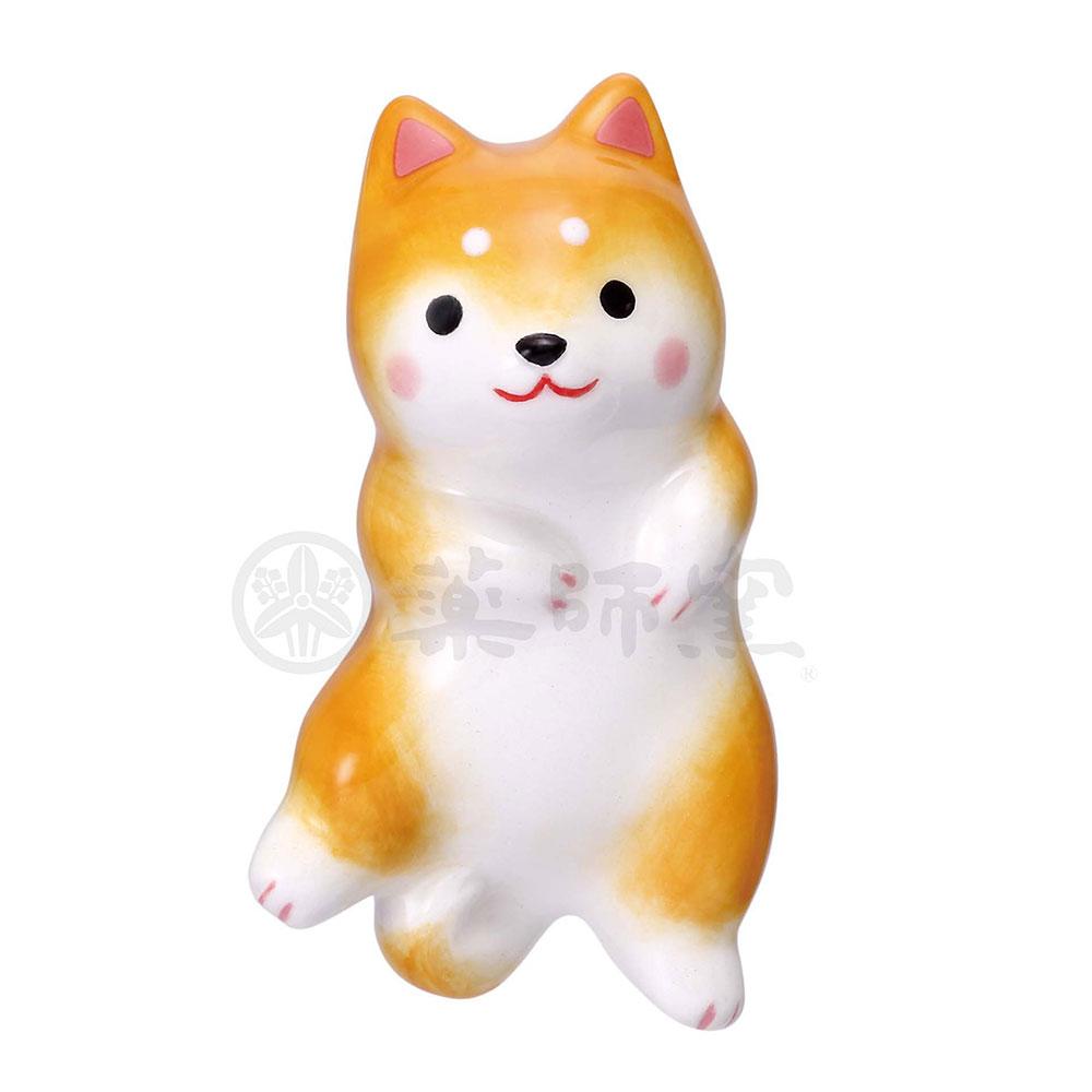 犬グッズ 箸置 可愛い/ わんこ日和 柴犬箸置き(寝転び) 3ヶ入 /インテリア 置物にも プレゼント 贈り物