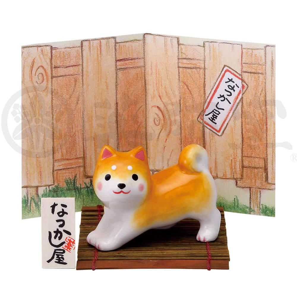 犬グッズ 可愛い 柴犬/ わんこ日和 柴犬(のび) /インテリア 置物 プレゼント 贈り物