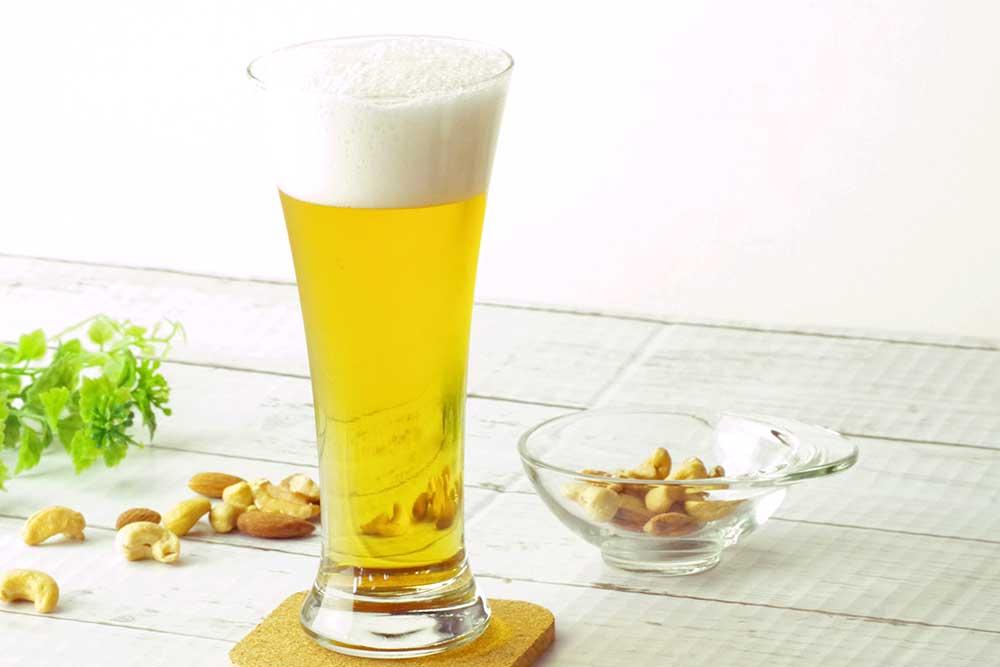 ビール ビア ガラス グラス/ リビー(Libby)フレアピルスナー 340cc /業務用 家庭用 お酒 ビール ビア 居酒屋 バー おしゃれ おもてなし パーティー