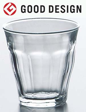 熱湯 電子レンジ 食洗機OK ガラス グラス コップ タンブラー 強化/ デュラレックス DURALEX ピカルディ 220cc /業務用 家庭用 ホットドリンク 普段使い おしゃれ