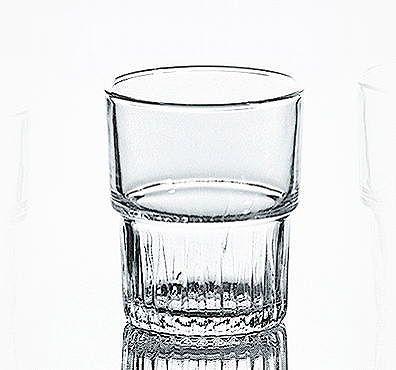 熱湯 電子レンジ 食洗機OK ガラス グラス コップ タンブラー 強化/ デュラレックス DURALEX エンピラブル 220cc /業務用 家庭用 スタック カフェ レストラン