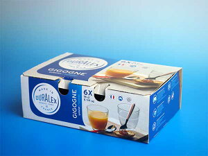 プリンや茶碗蒸しのうつわにも。丸っこくて可愛いDURALEX(デュラレックス) ジゴン 160cc■内...