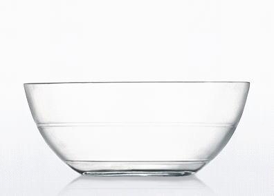 熱湯 レンジ 食洗機OK デュラレックス リスボウル 14cm ガラス DURALEX