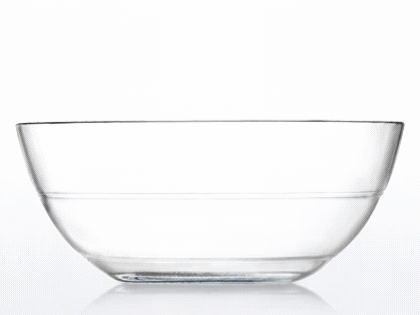 鉢 強化/ デュラレックス DURALEX リスボウル 20cm ガラス DURALEX /業務用 家庭用 サラダ フルーツ カフェ おしゃれ