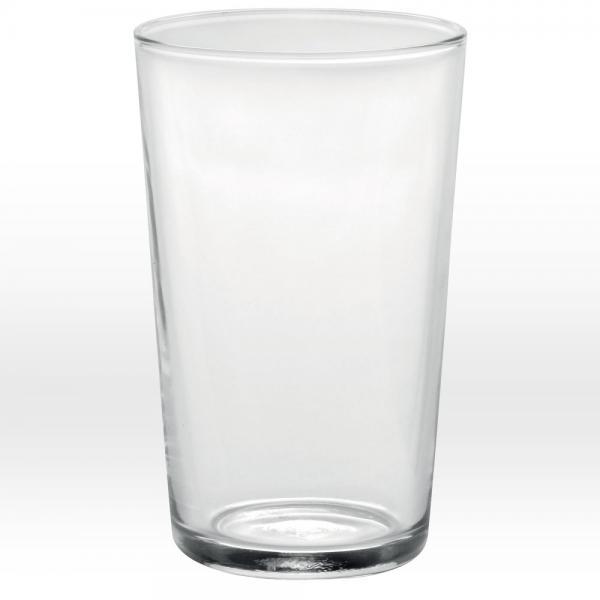 熱湯 電子レンジ 食洗機OK ガラス グラス コップ タンブラー 強化 大容量/ デュラレックス DURALEX ショップユニ 560cc /業務用 家庭用 ビール シンプル