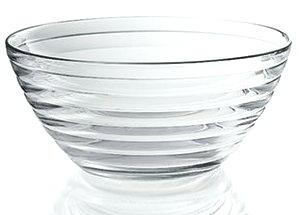 ガラス ボウル 鉢 強化/ 元デュラレックス Viva(ビバ) 23cm ボール /業務用 家庭用 食洗機 レンジ 耐熱 料理 製菓 サラダ カフェ おしゃれ おもてなし