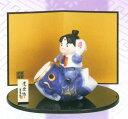 五月人形 コンパクト 染錦鯉のぼり桃太郎