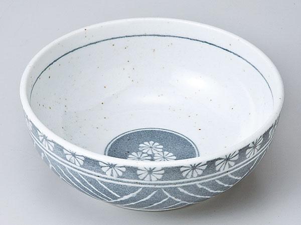 和食器 中鉢/ 三島5.0小鉢 /陶器 業務用 家庭用 Medium Sized Bowl