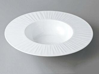 [西式餐具圓盤子湯盤]eclat 9.75