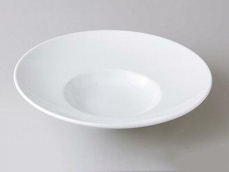 [西式餐具圓盤子湯盤]自由的28cm輪圈型湯