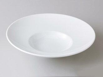[西式餐具圓盤子湯盤]自由的26cm輪圈型湯