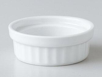 【洋食器カップスフレ小さめの器】レンジスタック楕円3″スフレ