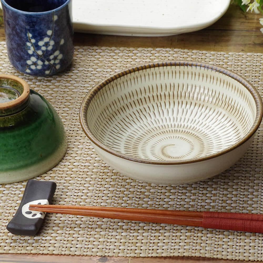 美濃民芸 玉渕4.5鉢
