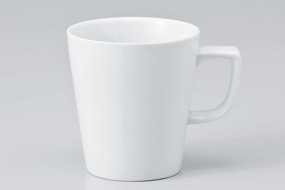 マグカップ コップ コーヒー/ ビストロ V型マグ300 /カフェオレ 紅茶 スープ ギフト 業務用 家庭用 おしゃれ かわいい インスタ