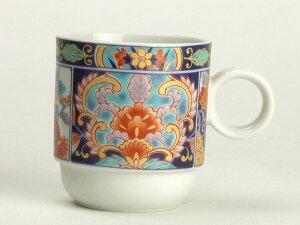 【和食器】【コーヒーカップ】伊万里風デミタスコーヒー碗