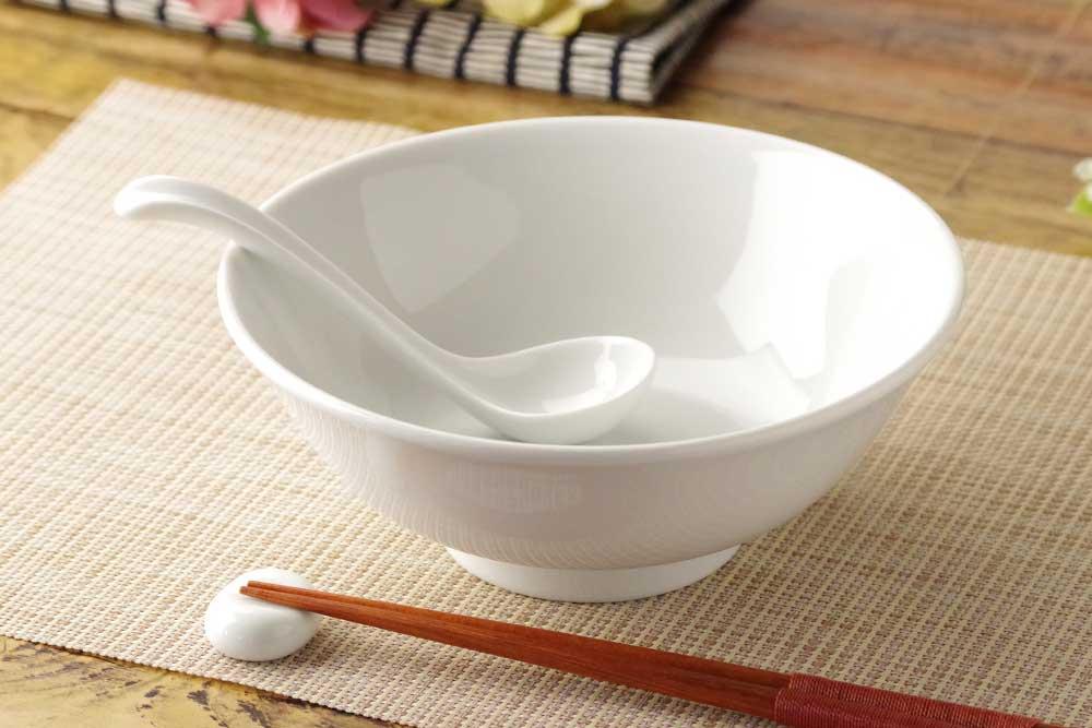 白6.5反ラーメン丼 アウトレット品
