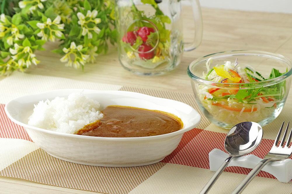 カレーやシチュー盛鉢に機内食用航空食器オーバルバスケット