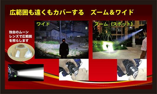 最新全部入りヘッドライトSR-02LEDLEDヘッドランプ防水ヘッドライト釣りアウトドア登山防災ライト作業灯CREE災害対策懐中電灯1000ルーメン