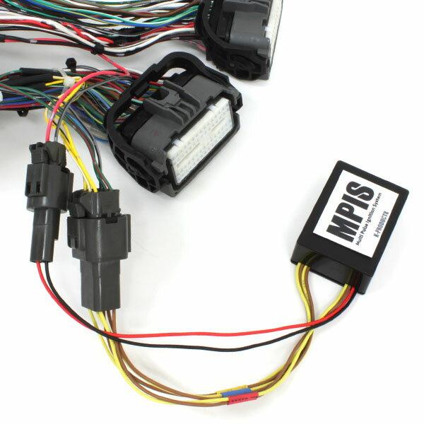 ジムニーパーツ電装エンジンマルチパルスイグニションシステムMPIS&防水カプラーセットJB231-10型