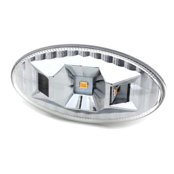JB23-9型用LEDサイドウィンカーランプクリア