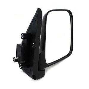 ジムニー エクステリア ドアミラー 運転席側 黒 JB23 1~3型 その他パーツ [K-Products]
